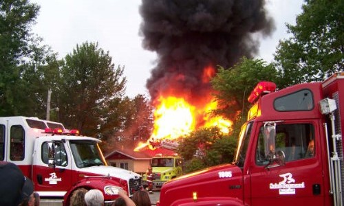 St-Raymond-Incendie commercial