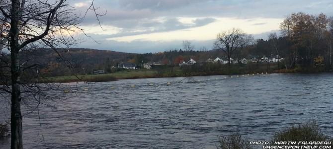 Niveaux des rivières élevés à St-Raymond