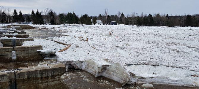 Inondation à St-Raymond