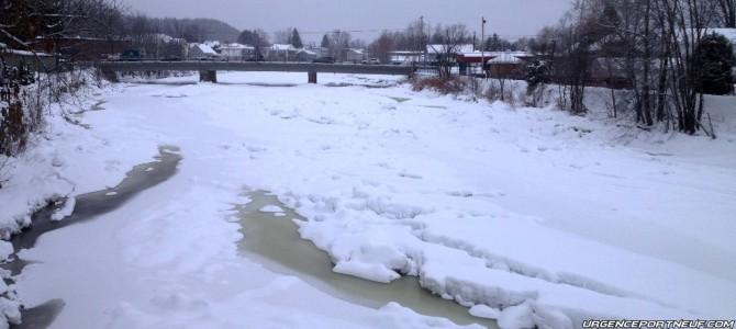 La Ville de St-Raymond aura les rivières à l'œil dans les prochains jours