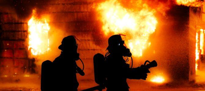 Contaminants de l'incendie, un nouveau guide pour les services incendie de la région