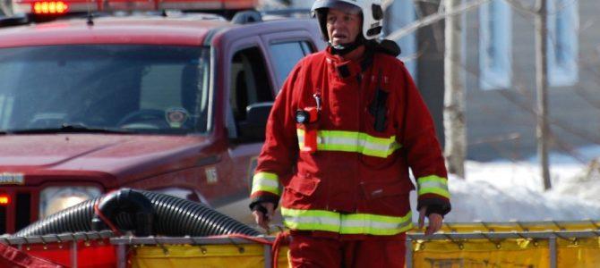 Décès du capitaine René Morasse du Service des incendies de St-Raymond
