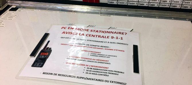 AIDE-MÉMOIRE PC EN MODE STATIONNAIRE